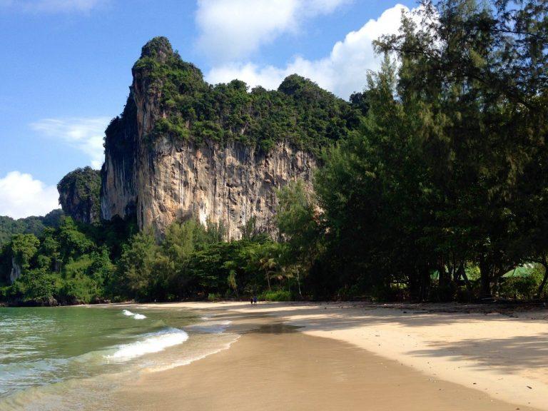 Thailand - Railay bay - Westküste Thailand