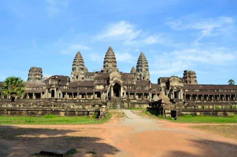 Kambodscha - Siem Reap - Angkor - Angkor Wat