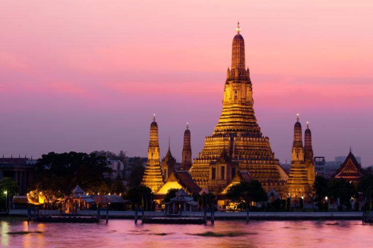 Bangkok Evening